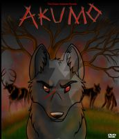 Akumo DVD cover by Idess