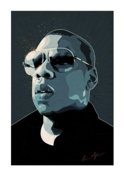 Jay Z by Monzer