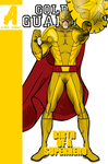 Golden Guardian: The Birth Of A Superhero Issue- 5 by JR19759