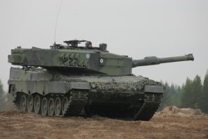 Finnish Leopard 2A4 by Silver87553