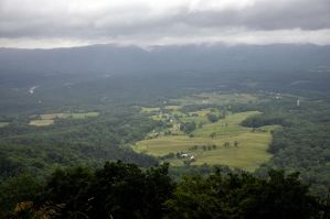 Blue Ridge Mountains Stock 3 by FairieGoodMother