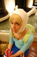 All Adventured Out- Fionna the Human Preview by AyeAvast