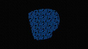 PewDiePie WP by DarkRose-chan
