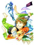 Tales in space: Peter Pan by elisamoriconi