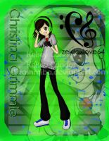 Christina Grimmie - Rock On by Likasnmiba