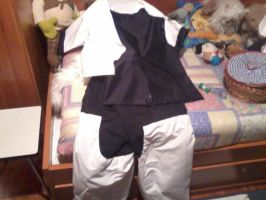Roxas cosplay unfinished by Nami-v