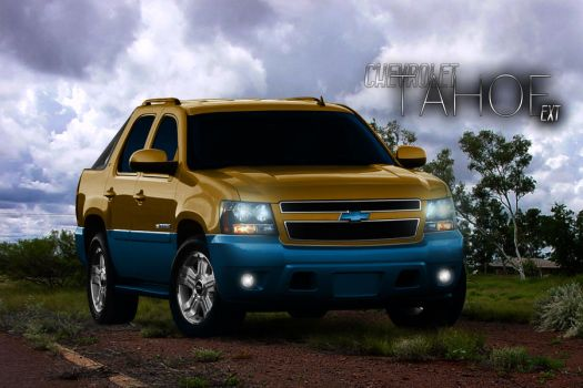 Chevy Tahoe EXT by Naz-O