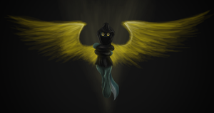 Guardian Angel by UniverTaz