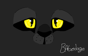 .:Bad cat:. by Babedoge