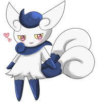 Meowstic (Girl)... by AmiePC
