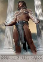 Zeus: Father of the Gods by LTRoberts