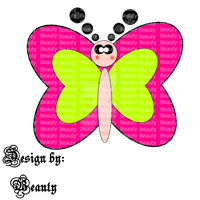 cute butterfly by Miss-Fiona-Des