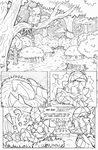 Santin and Kin - Page 1 by FritzyBeat