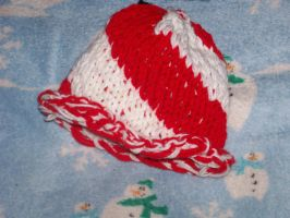 Peppermint Hat 1 by catluvr2