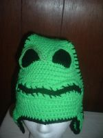 Oogie Boogie hat by Nanettew9
