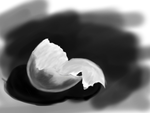 Realism challenge eggshell by LadyKylin