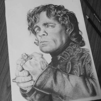 Tyrion by TheSoberDoodler
