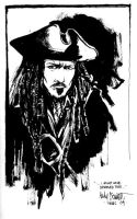 Jack Sparrow by B3NN3TT