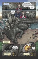 Godzilla Rulers of Earth issue 4 - page 2 by KaijuSamurai