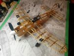 Typhoon Balsawood Plane Project by Innermotion