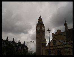 The Heart of London by ex-girlfriend