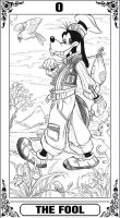 KH Tarot: The Fool by Autumn-Sacura