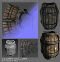 Barrel Texturesheet by 02wdhull
