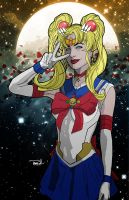 Sailor Moon by tsbranch