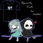 Woot Shirt - Death Cooties by fablefire