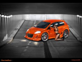 Fiat_Punto by blackdoggdesign