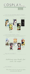 Cosplay Meme 2014 by SakuraShinawa