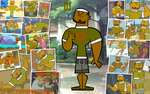 :+:Total Drama Pix Wallpaper-DJ:+: by QuickDrawDynoPhooey