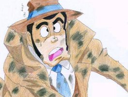 Sooty and Surprised by InspectorZenigata
