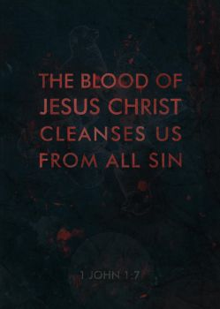 Jesus' Blood by Blugi