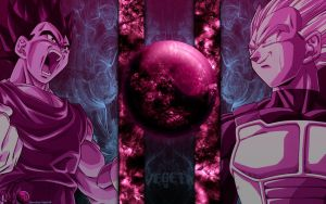 Vegeta Wallpaper 2 by MarvelousMark
