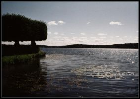Between Sweden and Norway 001 by malamela