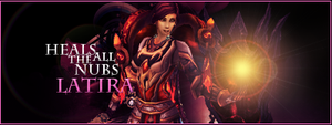 World of Warcraft signature request by bli08