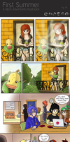 First Summer - A Rijon Adventures Nuzlocke [Pg.19] by Krisantyne
