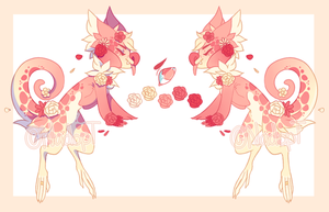 || Lemima Auction| CLOSED || by NadopT