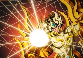 Aioria Soul Of Gold by EtaminDraconis