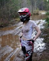 Playing in the Mud! by piperblush