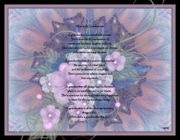 For Moofied1 - Grandmother by GypsyH