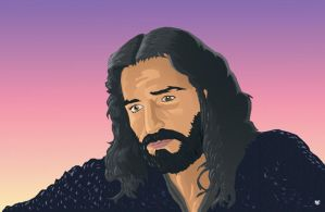 personal conception of Jesus o by KevinJConley1