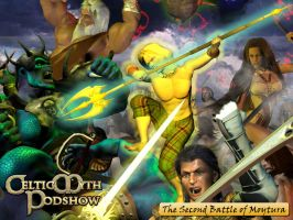 The Second Battle of Moytura by Silverwolf2006
