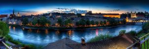 The Lights Of Steyr by Saber1705