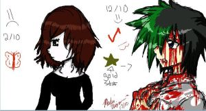 iScribble: ShadownChaosForevr3 by Raysa296