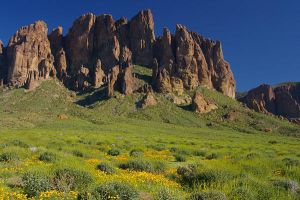 Lost Dutchman Superstitions by PatGoltz