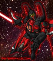 Sith Thundercracker by I-SithLord