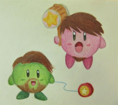 Kirby PB and Jeff by Caro-Chipher