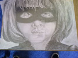 Hit Girl by loudsilence21
